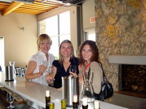 Jackson Triggs wine tasting, Niagara on theLake