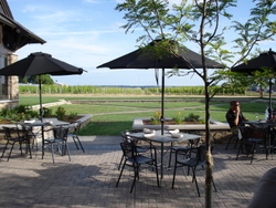 Hillebrand Estates winery Niagara on the Lake,restaurant
