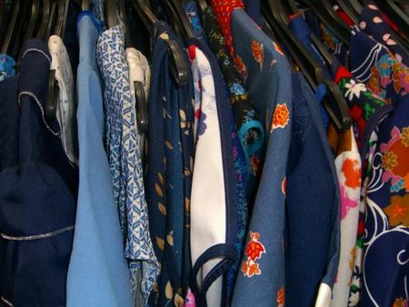 vintage dresses,rack