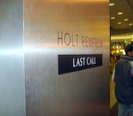 holt renfrew last call, vaughan mills