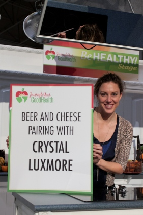 Beer and Cheese Pairing Workshop